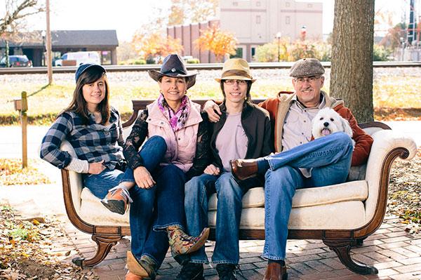 Dan Reiland's Family