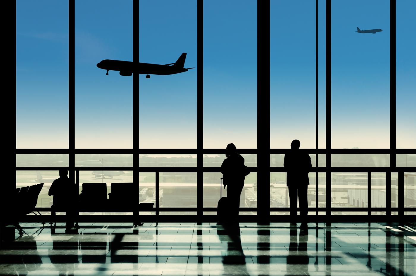 Airport-terminal