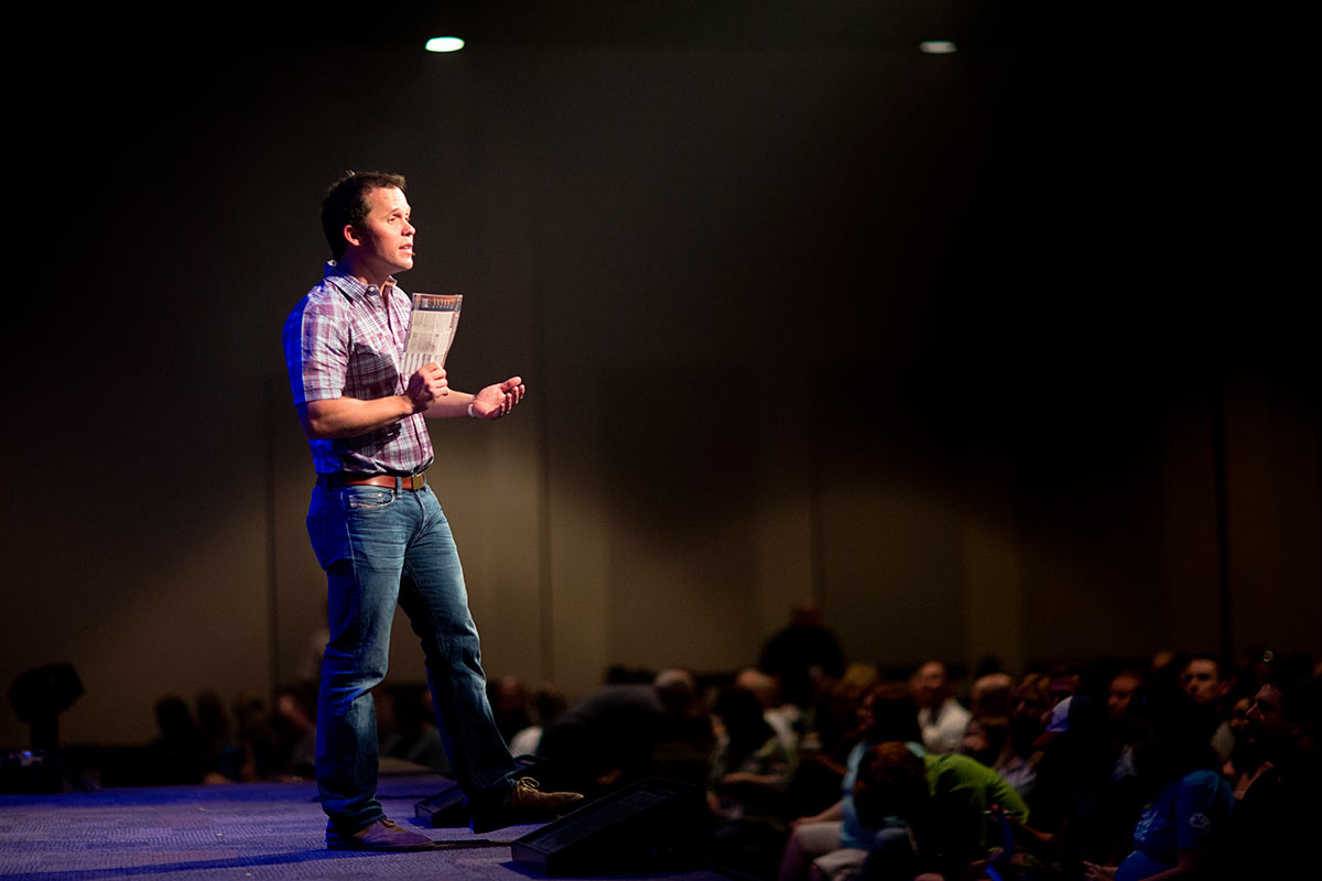 Kevin Queen, 12Stone Church - Hamilton Mill Campus Pastor