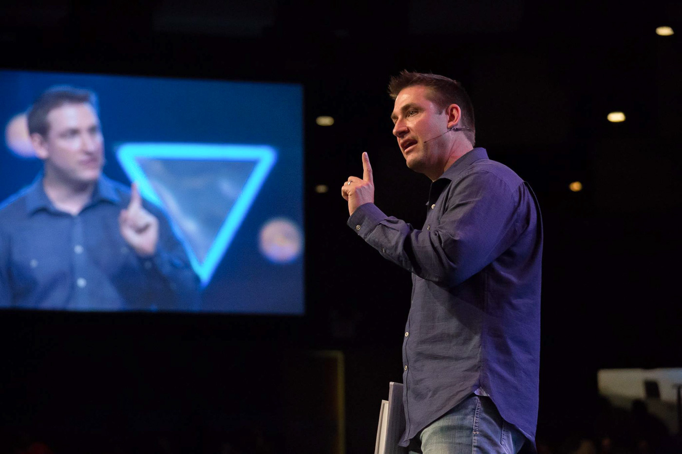Miles Welch, Pastor of Leadership Expansion at 12Stone Church
